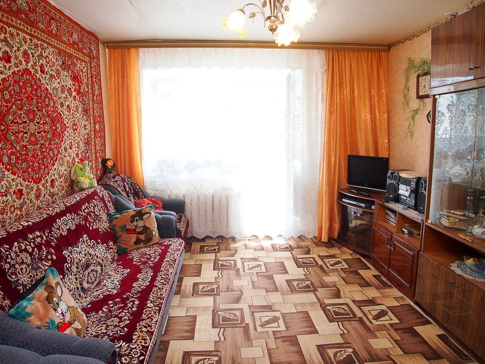 5 000 000 руб, владимир, октябрьский пр-т, д16, 3-комнатная квартира на продажу, купить квартиру в владимире по